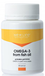 OMEGA-3 FROM FISH OIL 60 КАПСУЛ